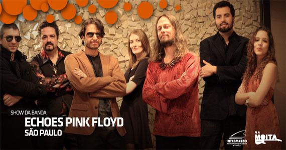 Banda Echoes Pink Floyd São Paulo apresenta sucessos do grupo original norte-americano no Na Mata Café  Eventos BaresSP 570x300 imagem