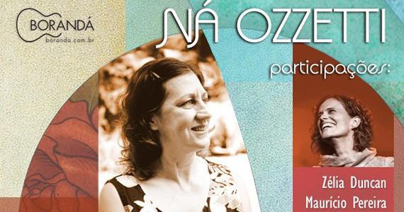 Ná Ozzetti e Zélia Duncan cantam juntas no Sesc Vila Mariana  Eventos BaresSP 570x300 imagem