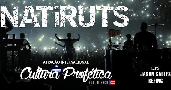 Natiruts recepciona a atração internacional Cultura Profética em show exclusivo na Audio Club Eventos BaresSP 570x300 imagem