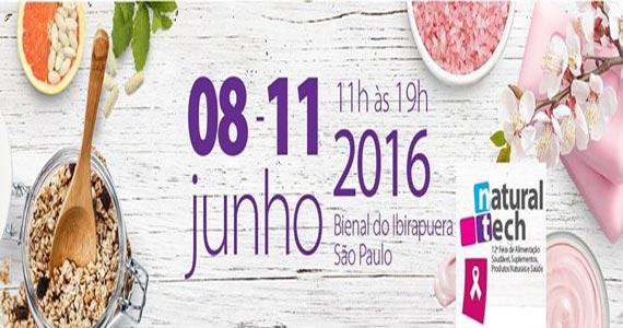 Naturaltech acontece na Bienal do Ibirapuera trazendo as novidades do setor Eventos BaresSP 570x300 imagem