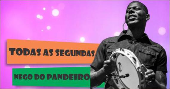 Estação Mandaqui recebe Nego do Pandeiro nesta segunda-feira Eventos BaresSP 570x300 imagem