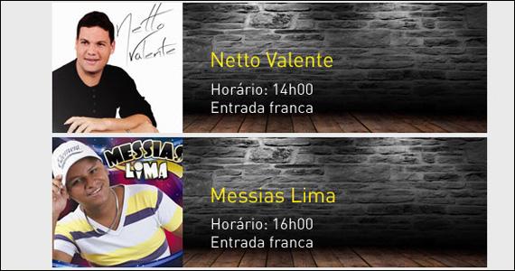 Apresentação de Netto Valente e outros convidados no Caipfrutas Eventos BaresSP 570x300 imagem