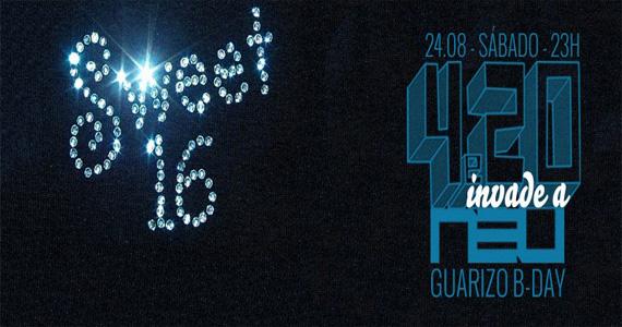 Festa 4e20 agita a noite com DJs convidados neste sábado na Neu Club Eventos BaresSP 570x300 imagem
