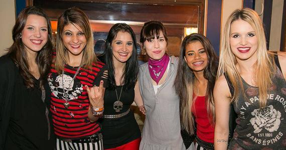 Banda New Girls se apresenta nesta sexta-feira no Jet Lag Pub - Rota do Rock Eventos BaresSP 570x300 imagem