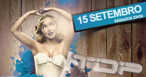 Mais uma edição da Festa Top agita o sábado da Bubu com música eletrônica Eventos BaresSP 570x300 imagem