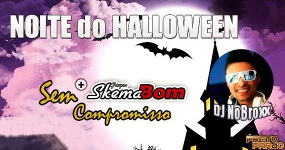 Noite do Halloween com Skema Bom e Sem Compromisso na Chopperia Espetinho do Juiz Eventos BaresSP 570x300 imagem
