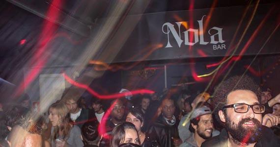 Neste sábado o Nola Bar recebe a festa Tico Tico no Fubá para a galera dançar a noite inteira Eventos BaresSP 570x300 imagem