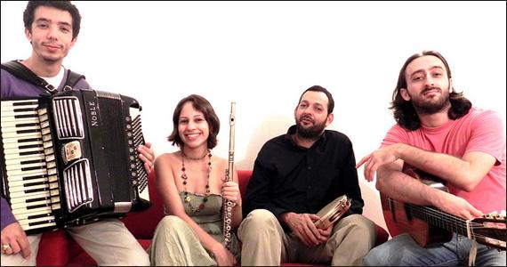 Projeto Clube do Choro recebe o grupo Nosso Clube em 4 no Sesc Ipiranga Eventos BaresSP 570x300 imagem
