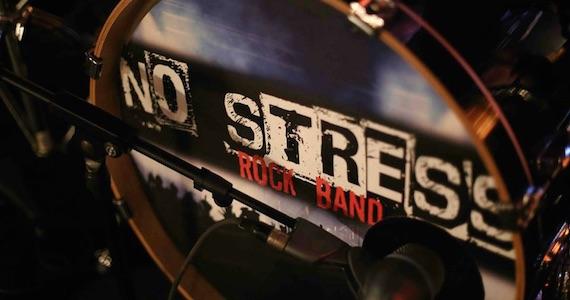 No Stress Rock Band embala a noite do Bourbon Street Music Club Eventos BaresSP 570x300 imagem