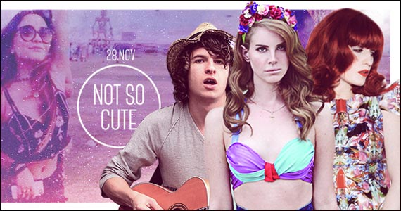 Not So Cute Especial The Kooks acontece na balada Beco 203 Eventos BaresSP 570x300 imagem