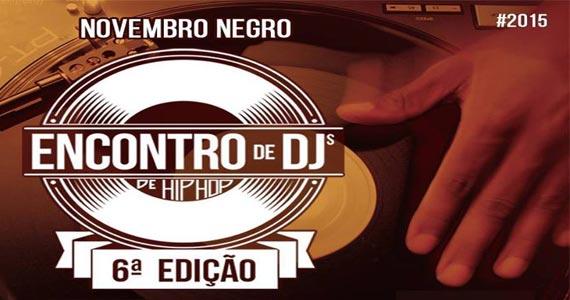 CEU Parque São Carlos recebe 6º Encontro de Djs do Hip Hop Eventos BaresSP 570x300 imagem