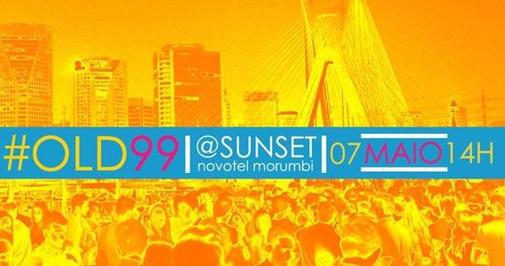 Old99 Sunset leva o melhor da música eletrônica para o Novotel Morumbi Eventos BaresSP 570x300 imagem