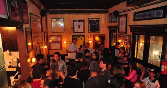 Jazz Tradition se apresenta no palco do pub O'Malley's dos Jardins Eventos BaresSP 570x300 imagem