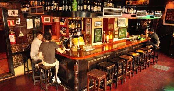 Frederico Heliodoro Quarteto embala a noite do público no pub O'Malley's Eventos BaresSP 570x300 imagem