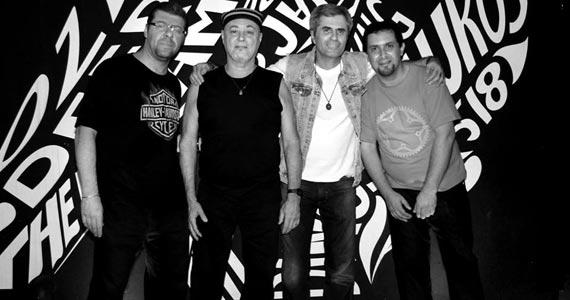 Show da Banda On The Rocks anima a noite do B Music Bar Eventos BaresSP 570x300 imagem