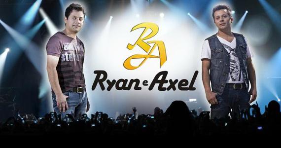 Open Bar Club recebe dupla Ryan & Axel e DJ Ronaldinho para agitar a noite de sábado Eventos BaresSP 570x300 imagem