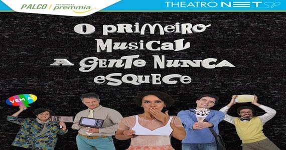 Theatro Net São Paulo apresenta O Primeiro Musical A Gente Nunca Esquece Eventos BaresSP 570x300 imagem