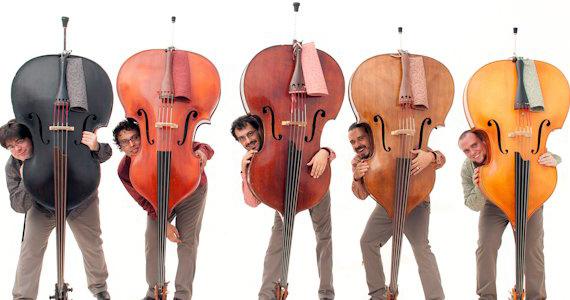 Orquestra de Contrabaixos Tropical se apresenta no Museu da Casa Brasileira Eventos BaresSP 570x300 imagem