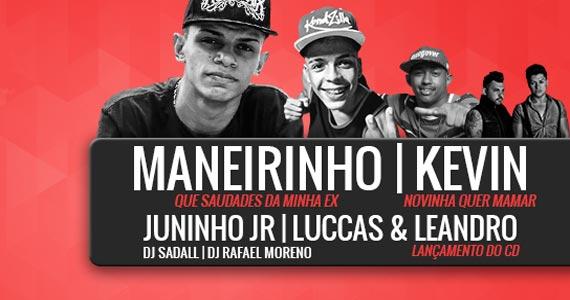 MC Kevin e MC Maneirinho agitam a Festa Vem Pro baile da Outlaws Eventos BaresSP 570x300 imagem