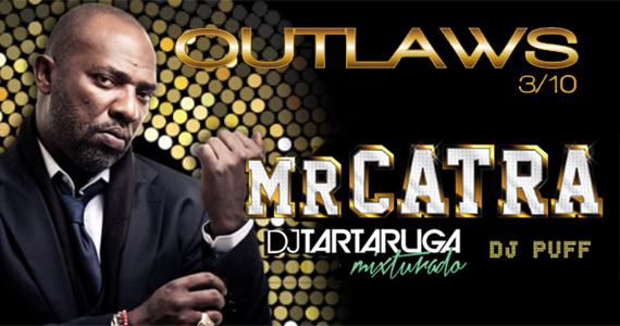 Outlaws recebe a festa Vem Pro Baile com Mr. Catra agitando o público Eventos BaresSP 570x300 imagem