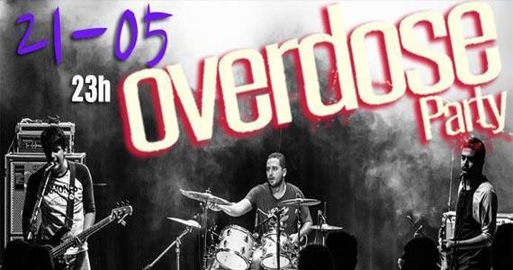 Festa Overdose Party recebe banda Pedrada e Herbones no Inferno Club Eventos BaresSP 570x300 imagem