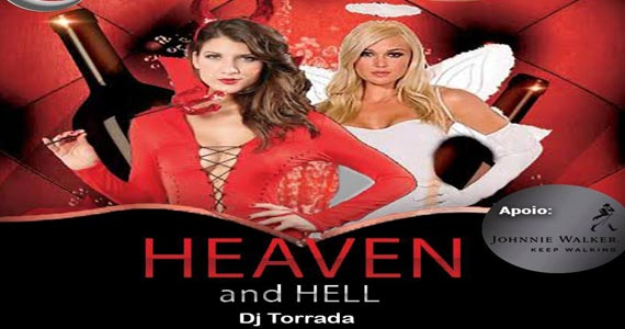 Festa Heaven and Hell agita a Over Night  Eventos BaresSP 570x300 imagem
