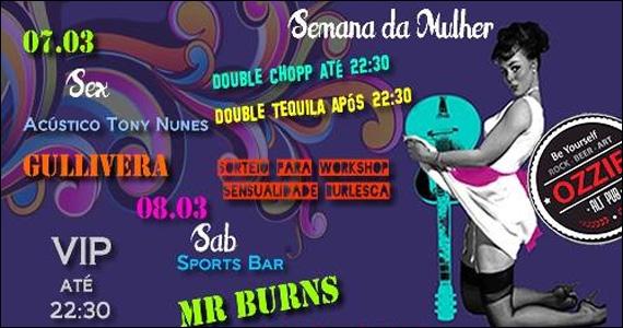 Gullivera embala a noite ao som de muito rock'n'roll no Ozzie Pub  Eventos BaresSP 570x300 imagem