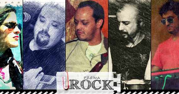 Banda Página Rock embala a noite da galera no The Blue Pub Eventos BaresSP 570x300 imagem