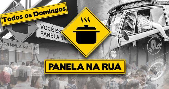 Acontece no domingo a Feira Gastronômica Panela na Rua na Praça Benedito Calixto Eventos BaresSP 570x300 imagem