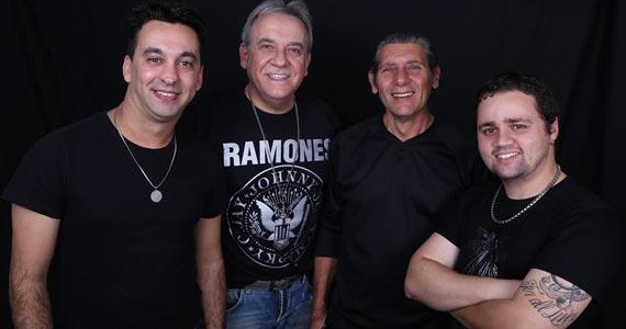 Banda Patrulha do Rádio comanda a noite com muito pop rock no The Blue Pub Eventos BaresSP 570x300 imagem