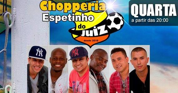 Chopperia Espetinho do Juiz Itaquera com muito futebol e samba com o grupo Pegada Pura Eventos BaresSP 570x300 imagem