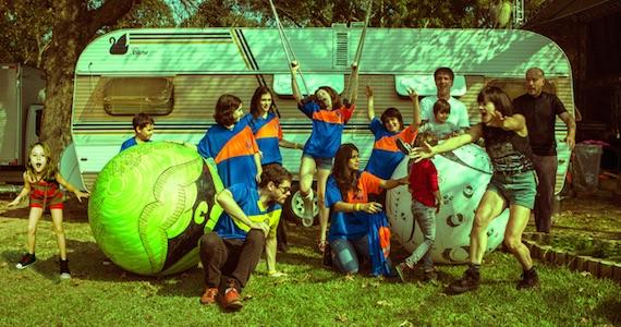 Pequeno Cidadão antecipa comemoração do Dia das Crianças em show gratuito no Auditório Ibirapuera Eventos BaresSP 570x300 imagem