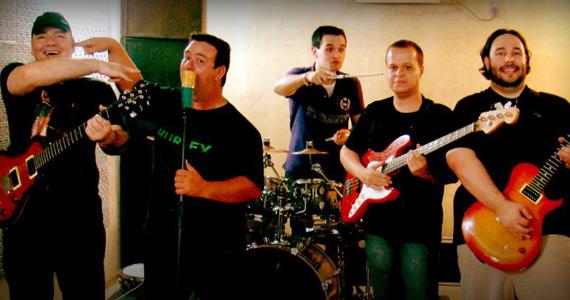 Banda Perdidos na Noite se apresenta no Villa Pizza Bar nesta quinta-feira Eventos BaresSP 570x300 imagem