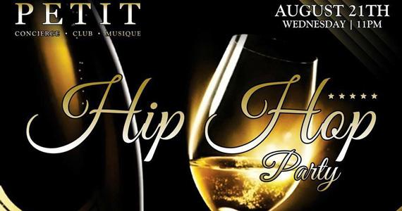 Festa Hip Hop Party agita a noite desta quarta-feira na Petit Club Eventos BaresSP 570x300 imagem