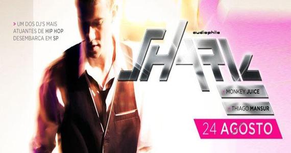 Pink Elephant recebe DJ Shark para agitar a noite com muito hip hop no sábado Eventos BaresSP 570x300 imagem