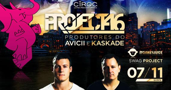 Festa Ciroc Party recebe DJs convidados para agitar a pista da Pink Elephant Eventos BaresSP 570x300 imagem