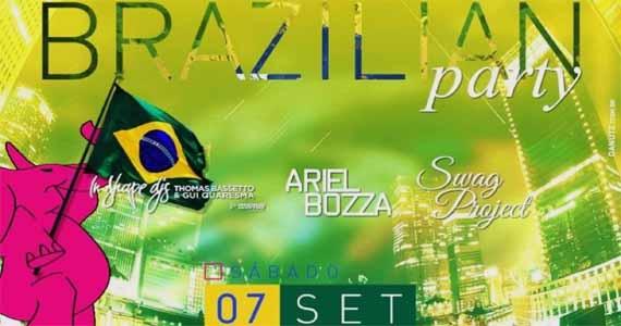 Pink Elephant SP comemora o feriado com a festa Brazilian Party Eventos BaresSP 570x300 imagem