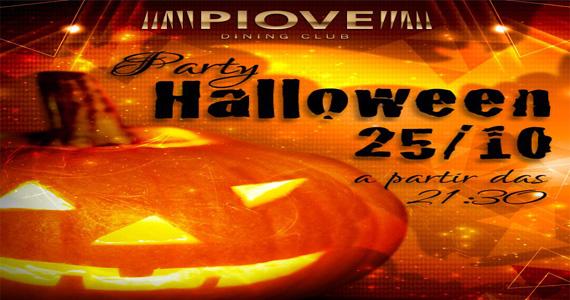 Sexta-feira animada com Festa de Halloween e programação especial no Piove Eventos BaresSP 570x300 imagem