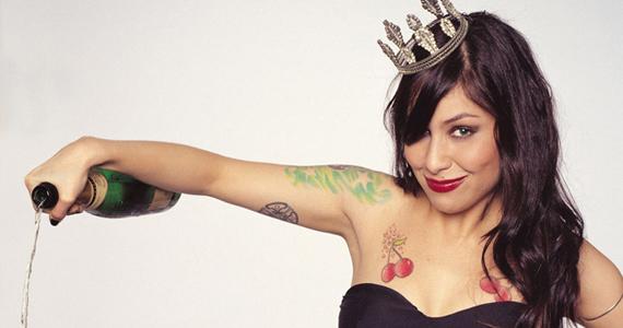 A cantora baiana Pitty apresenta o seu novo àlbum Sete Vidas na Audio Club Eventos BaresSP 570x300 imagem