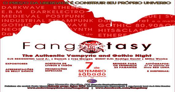 Festa Fangxtasy agita a noite de sábado do Poison Bar e Balada Eventos BaresSP 570x300 imagem