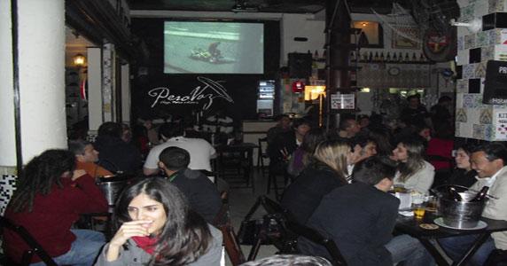 Show de Luiz Fernando e Transmissão dos melhores lances de futebol no Porto Madalena Eventos BaresSP 570x300 imagem