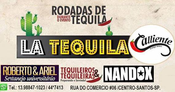 Festa La Tequila com Roberto & Ariel e Nandox neste sábado no Porto Beer Eventos BaresSP 570x300 imagem