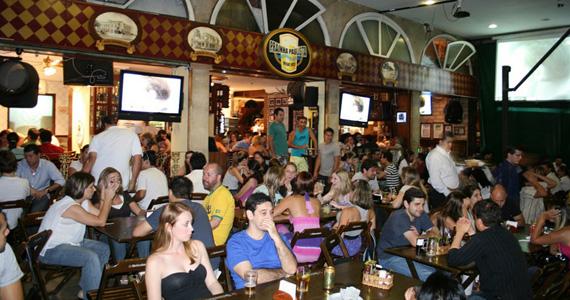 Prainha Paulista oferece ambiente agradável e transmissão da Eurocopa Eventos BaresSP 570x300 imagem