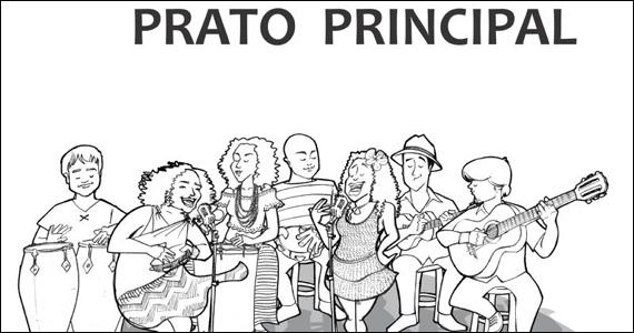 Samba com o grupo Prato Principal no Matizes Bar nesta quinta-feira Eventos BaresSP 570x300 imagem