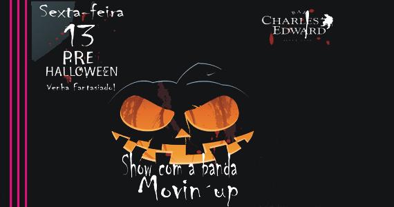 Bar Charles Edward realiza noite de Pré Halloween na Sexta 13 de setembro Eventos BaresSP 570x300 imagem