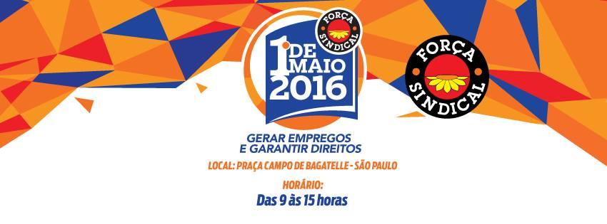 Show do Dia do Trabalhador terá  sertanejo, forró, funk e pagode na Praça Campo de Bagatelle Eventos BaresSP 570x300 imagem