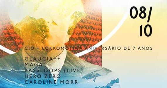Projeto Cio Especial Lokkomotiwa 7 anos acontece na Lions Nightclub Eventos BaresSP 570x300 imagem