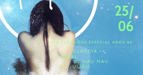 Projeto Cio acontece nesta quarta-feira na Lions Nightclub com DJ Glaucia Eventos BaresSP 570x300 imagem