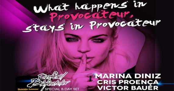 Provocateur Club agita a noite com DJs convidadas nesta quinta-feira Eventos BaresSP 570x300 imagem