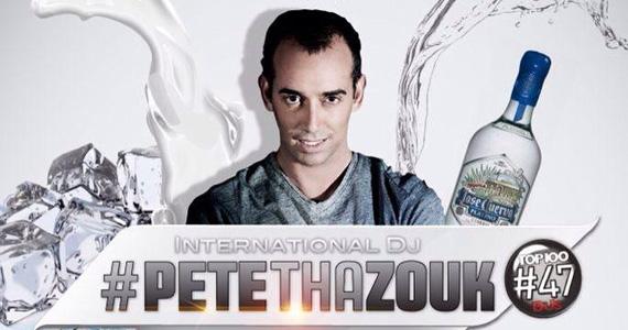 DJ internacional Pete Thazouk comanda a noite desta quinta-feira na Provocateur Club Eventos BaresSP 570x300 imagem
